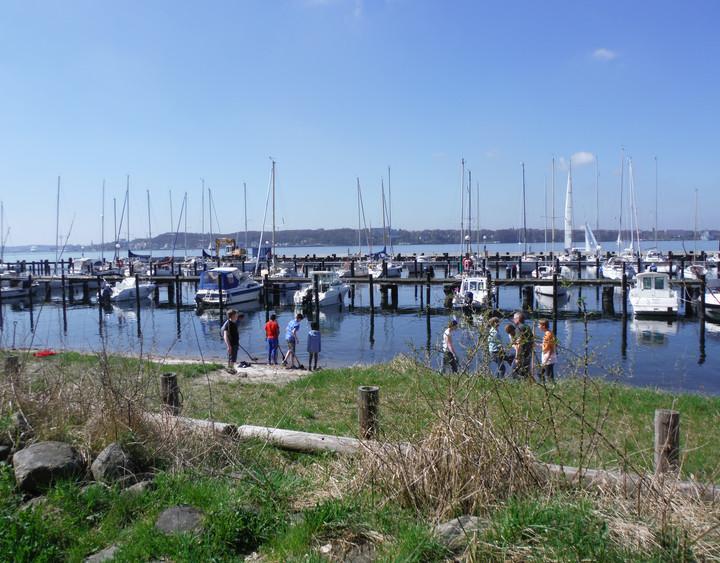 Aktuelles: Arbeitsdienst Hafen